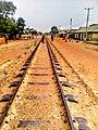 A rail track I Samaru Zaria 2.jpg