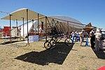 A replica of Duigan pusher biplane.jpg