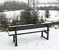 A snow covered view from the Great Central Way - geograph.org.uk - 1175091.jpg