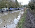 A very muddy Ashby Canal towpath - geograph.org.uk - 676396.jpg