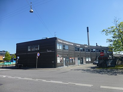 How to get to Århus Rutebilstation with public transit - About the place