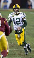 Aaron Rodgers, Redskins v Packers, Jan 2016.jpg