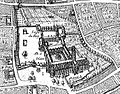 Abbaye Saint-Ouen plan Gomboust.JPG