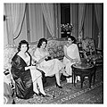 Abdel Nasser holds a dinner for Ali Yavar Jung, the Indian Ambassador, in Cairo (07).jpg