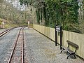 Aberffrwd station, Vale of Rheidol Railway - geograph.org.uk - 770759.jpg