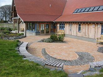 Scottish Ornithologists' Club - Image: Aberlady Waterston House