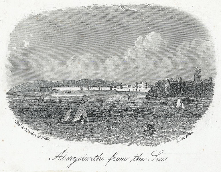 File:Aberystwith, from the sea.jpeg