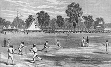 Aboriginal Cricket Team Tours England