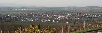 Abstatt - Image: Abstatt 20061126