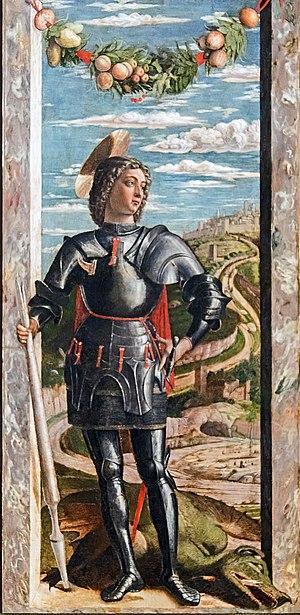 St george mantegna wikipedia for Arco arredamenti san giorgio