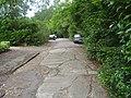 Access road for houses, Hendon Wood Lane - geograph.org.uk - 2057246.jpg