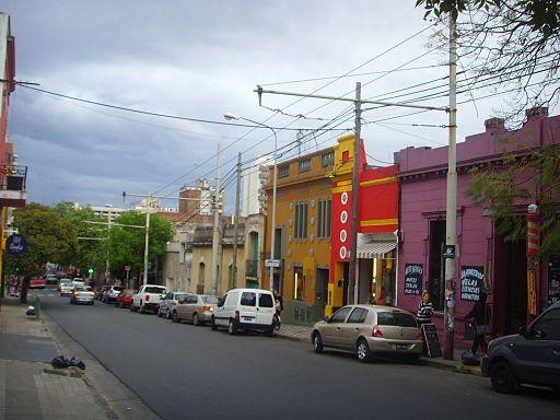 Achaval Rodriguez Street