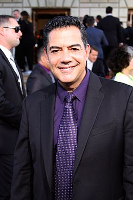 taille Carlos Gómez (acteur)