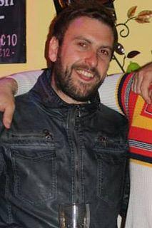 Adam Barry British musician