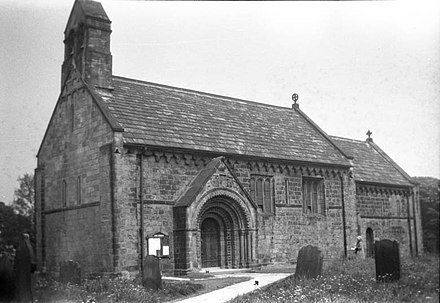 Francis and Esther Lupton married at Adel Church in 1688