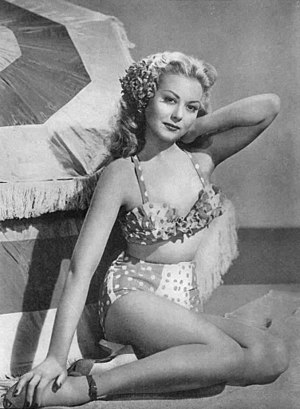 Adele Mara - 1947 publicity photo