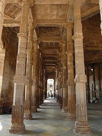 Adhai Din Ka Jhonpra - Image: Adhai Din ka Jhonpra Arcade (6134519070)