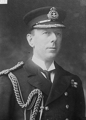 Stanley Colville - Admiral Sir Stanley Colville in 1914