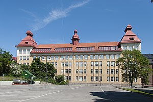 Adolf Fredrik's Music School - City campus