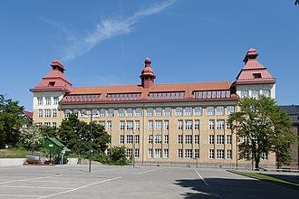 Adolf Fredrik's Music School - City campus