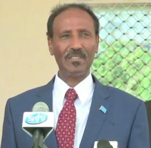 Abdirahman Duale Beyle - Image: Adualebhd 6