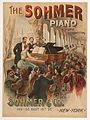 Advertisement for Sohmer and Co. pianos. (16037183138).jpg