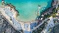 Aerial of Konos Beach Protaras Cyprus (29852078968).jpg