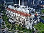Aerial perspective of Fullerton Hotel, Singapore.jpg