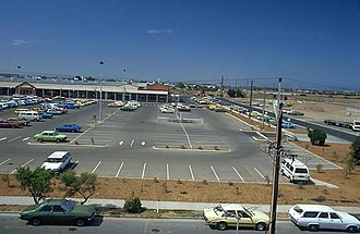 Port Adelaide - Aerial view of Kmart, 1986. Throughout the 1980s the popularity of the suburb had declined, and it was little more than a commercial precinct for its adjacent suburbs.