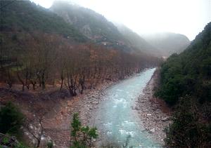 Evrytania - Agrafiotis river