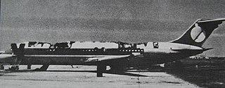 Air Canada Flight 797 1983 in-flight fire on a DC-9