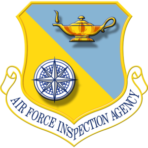 Air Force Inspection Agency - Air Force Inspection Agency Shield