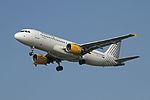 Airbus A320-216 EC-KLT Vueling Airlines (7031807245).jpg