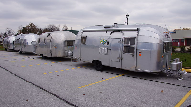 Travel Trailers Not Allowed In Residential Areas