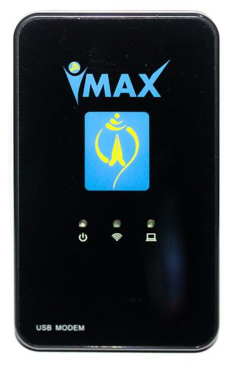 WiMAX - Airstream 1200 USB Modem