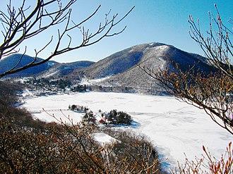 Mount Akagi - Image: Akagiyama 05