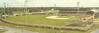 Al Lopez Field demolished home venue of the defunct Tampa Tarpons