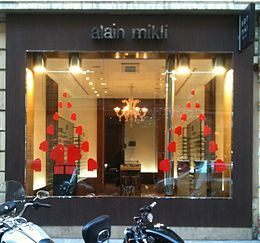 Alain Mikli Shop in Paris -Christmas time-.jpg