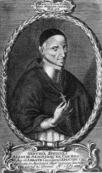 Alain de Solminihac - Image: Alain de Solminihac (1593 1659)