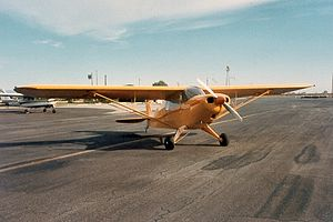 Piper PA-12 - Piper PA-12 Super Cruiser