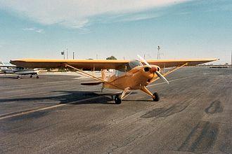 Piper PA-12 - Piper PA-12 Super Cruiser