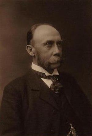 Albert Gould - Gould in 1901