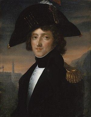 Joseph Albrier - Image: Albrier Louis Gabriel Suchet, duc d'Albuféra, chef de bataillon à la huitième demi brigade en 1795