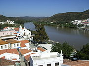 Alcoutim and Guadiana river.JPG