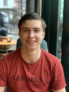 Alexander Blonz Norwegian handball player
