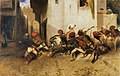 Alexandre-Gabriel Decamps (1803-1860) - The Turkish Patrol - P307 - The Wallace Collection.jpg