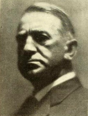 Alfred Allen (actor) - Photo of Allen from Moving Picture World (May 1919)