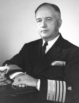 Vice Commandant of the United States Coast Guard - Image: Alfred C Richmond