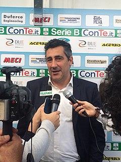 Alfredo Aglietti Italian footballer and manager