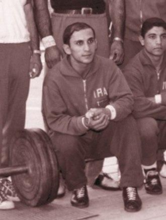 Ali Safa-Sonboli - Safa-Sonboli in 1960